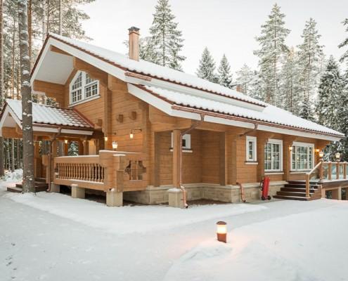 Russische Blockhäuser references finnland block blockhaus