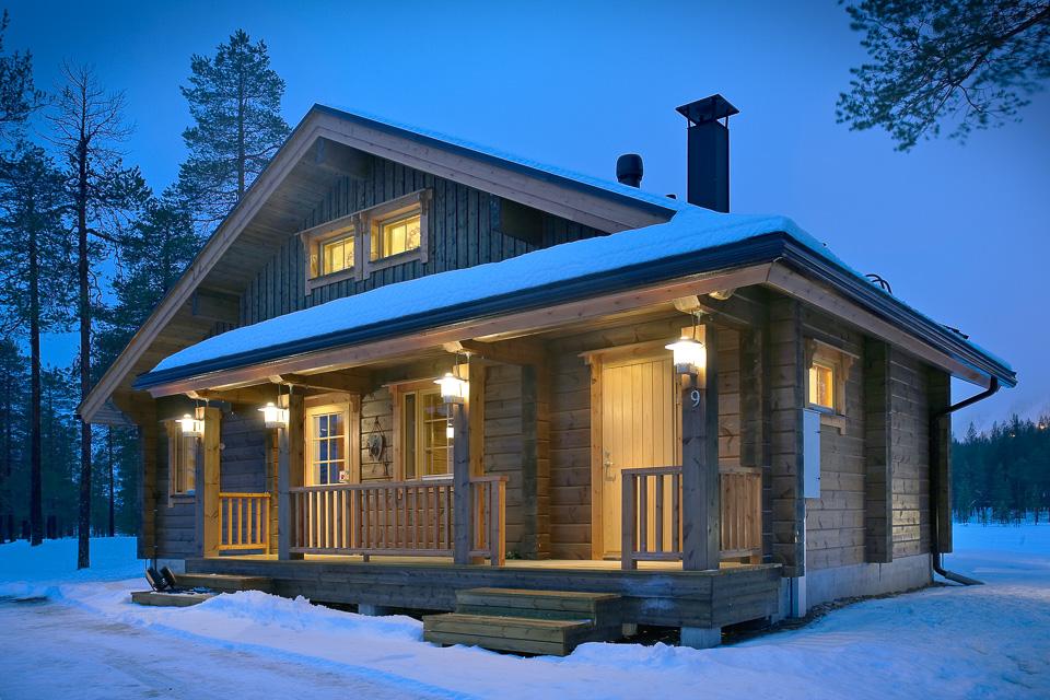 Referenzen finnland block blockhaus